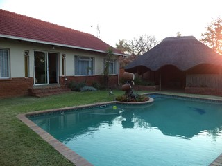 New house in Garsfontein